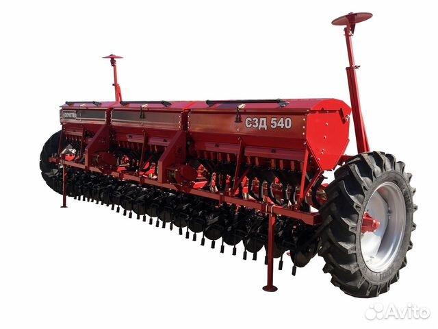 Сеялка зерновая сзд-540 89192432923 купить 1