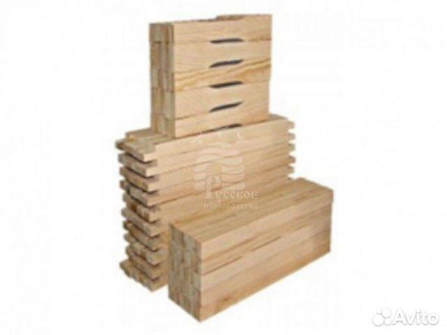 Рамки для пчел Дадан купить 1