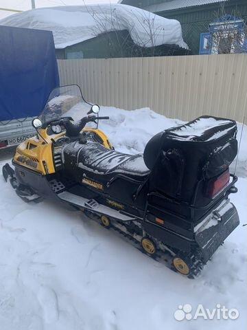 Ski-Doo 600 rotax купить 3
