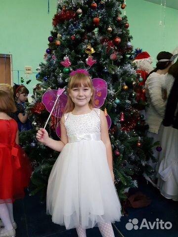 Платье белое пышное  89118569996 купить 3
