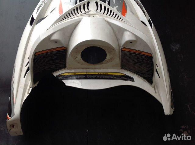 Капот на снегоход Arctic Cat M8 Snow Pro153 07-11г  89832793572 купить 4