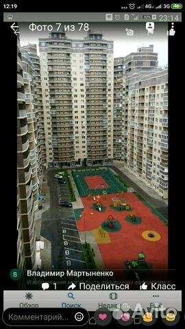 2-к квартира, 69 м², 19/22 эт. 89184506337 купить 1
