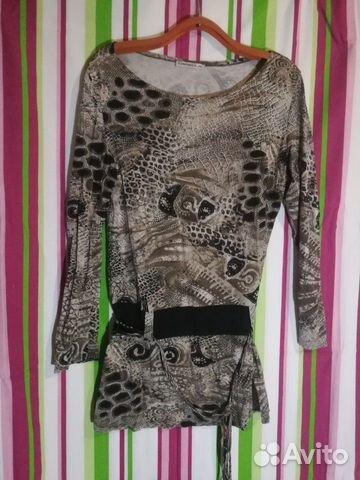 Блуза стрейч 89137216345 купить 1