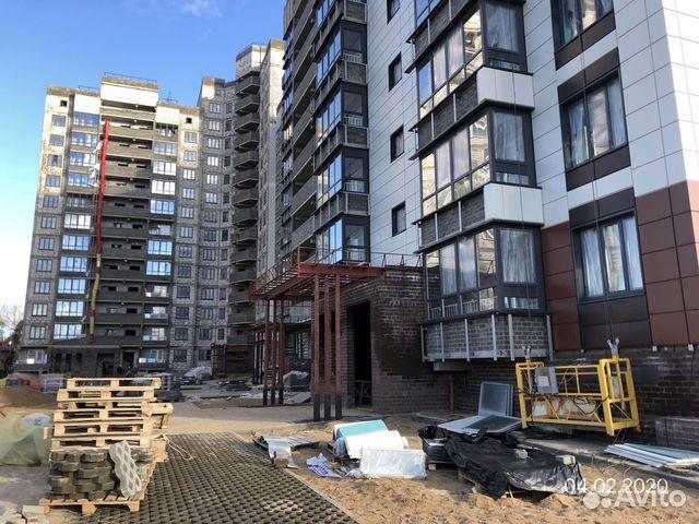2-к квартира, 54 м², 2/13 эт. 89517010110 купить 10