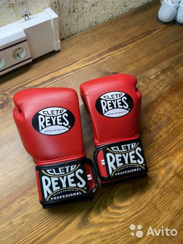 Боксерские перчатки Reyes Cleto