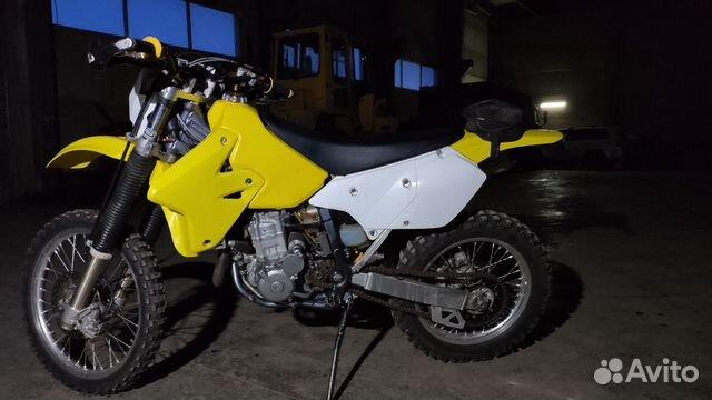 Suzuki Drz 400E купить 2