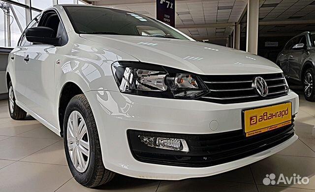 Volkswagen Polo, 2020 88172706306 купить 2