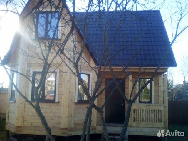 Дом 98 м² на участке 13 сот. 89506805530 купить 2