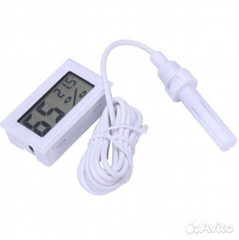 Термометр-гигрометр цифровой с зондом 89186760519 купить 2