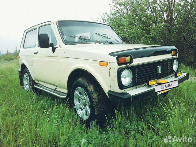 LADA 4x4 (Нива), 1980 89178309556 купить 2