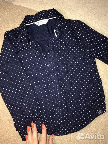 Рубашка на мальчика купить 1