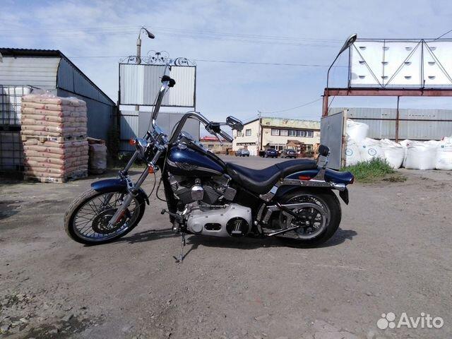 Harley-Davidson Softail Standart 89058528208 купить 2