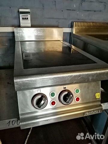 Индукционная плита (Италия)