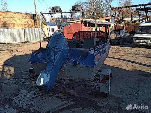 Моторная лодка купить 3