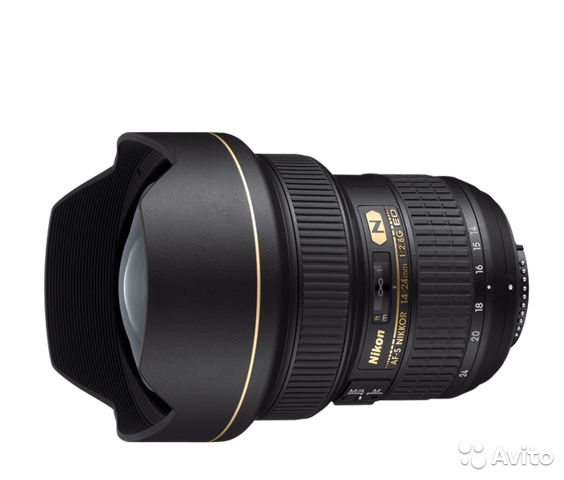AF-S nikkor 14-24MM F/2.8G ED 89024877798 купить 1