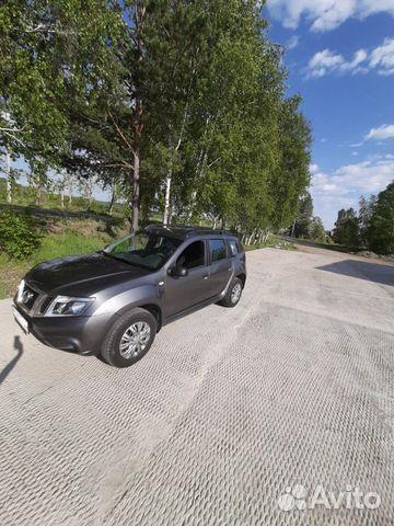 Nissan Terrano, 2015 купить 1