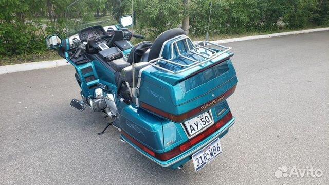 Honda GL 1500 SE 1992г.в купить 10