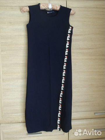 Платье спортивное трикотаж  89056952108 купить 1