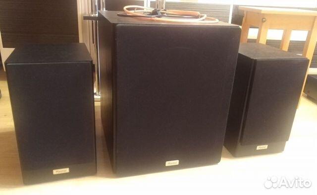 Акустическая система Magnat Tempus 33 + SUB 300 A  89045740876 купить 2