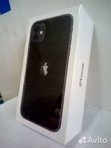 Телефон iPhone 11 64Гб  89134265755 купить 1