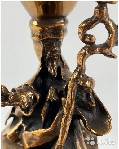 Сальвадор Дали, Святой нарцис мух бронза  купить 4