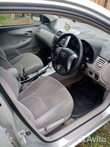 Toyota Corolla Axio, 2010  купить 6