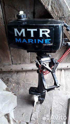 Лодочный мотор мтр марине 2л.с  89628338563 купить 4