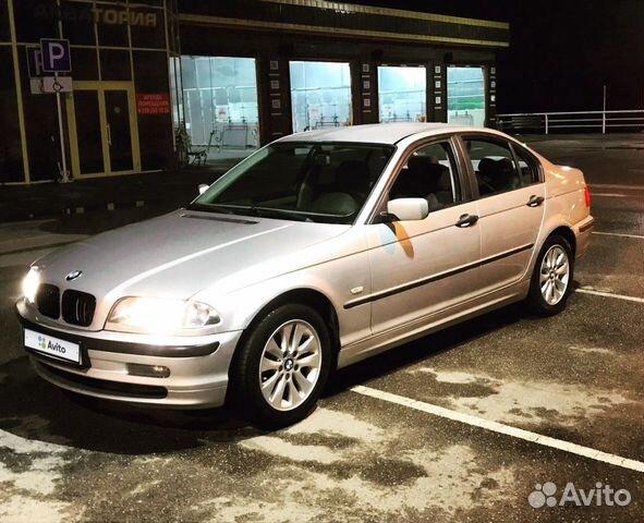 BMW 3 серия, 2000  89682716937 купить 1