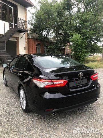 Toyota Camry, 2020  89656399770 купить 3