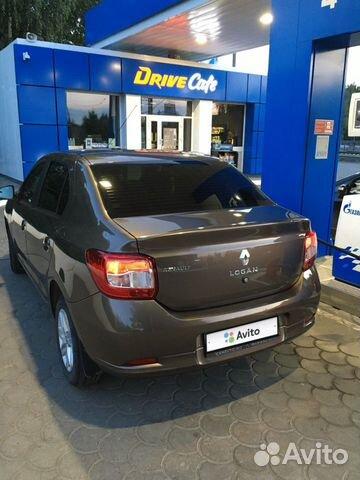 Renault Logan, 2018  89662409878 купить 2