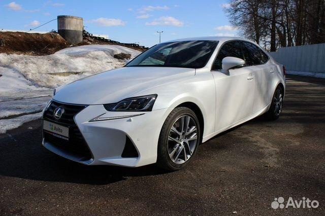 Lexus IS, 2018  89871489067 купить 3