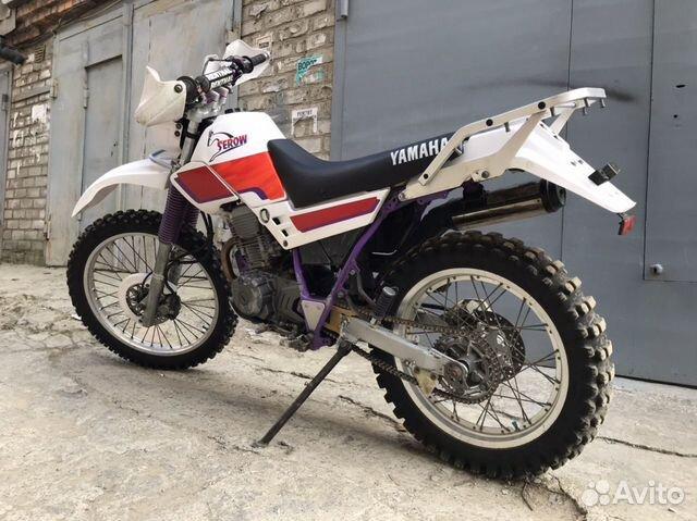 Yamaha serow 225  89623387647 купить 6