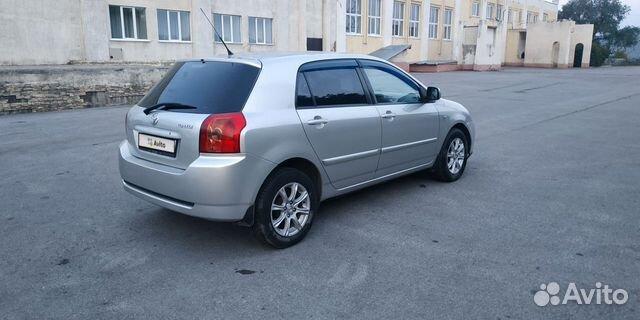 Toyota Corolla, 2006  89617258381 купить 4