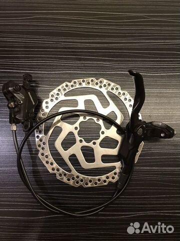 Тормоза Shimano m365  89223163261 купить 1