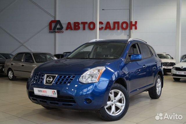 Nissan Rogue, 2007  89158531917 купить 1