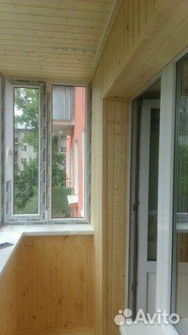 Внутренняя отделка балконов  89202699253 купить 1