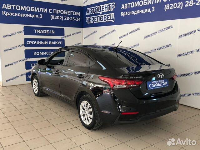 Hyundai Solaris, 2017  88172500265 купить 5