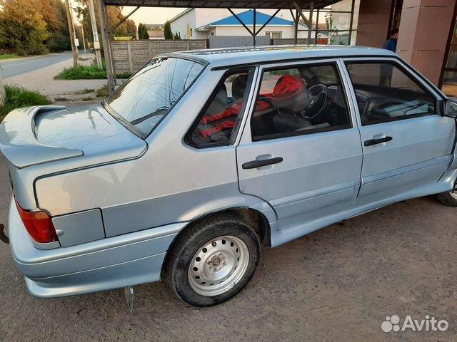 VAZ 2115 Samara, 2007  89517577326 buy 5