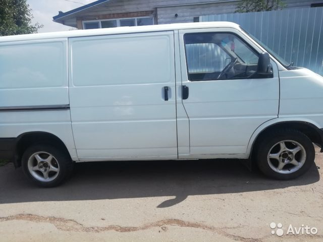 Volkswagen Transporter, 1993  89612625191 купить 10
