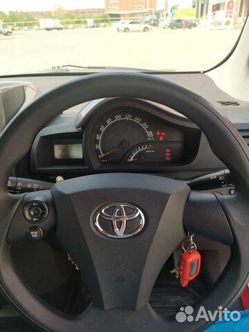 Toyota iQ, 2009