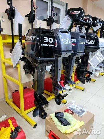 Мотор Mercury 30M (новые моторы с завода tohatsu)  83462447044 купить 4