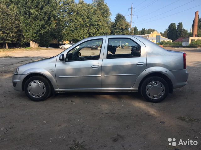 Renault Logan, 2012  89036551173 купить 2