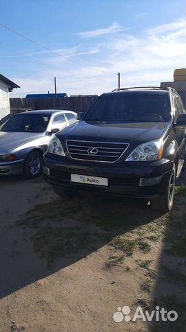 Lexus GX, 2004  89586168759 купить 4