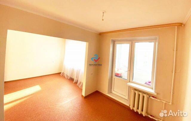 3-к квартира, 74.4 м², 1/5 эт.
