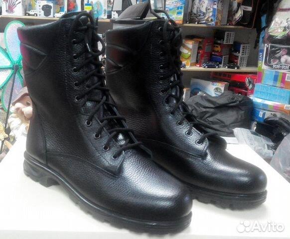 туфли армейские уставные нового образца - фото 3