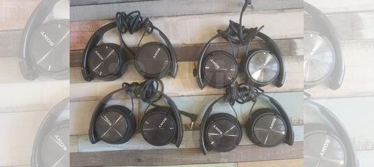 Наушники Sony купить в Санкт-Петербурге с доставкой | Бытовая электроника | Авито