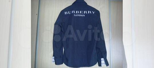 e411e4869b6b Новая рубашка burberry london оригинал купить в Санкт-Петербурге на Avito — Объявления  на сайте Авито