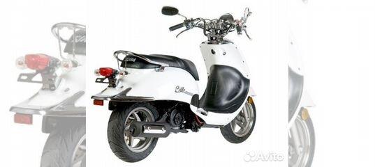 Скутер Sym Allo 50