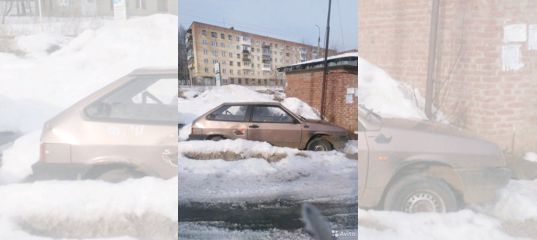 ВАЗ 2108, 1995