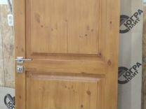Дверь массив